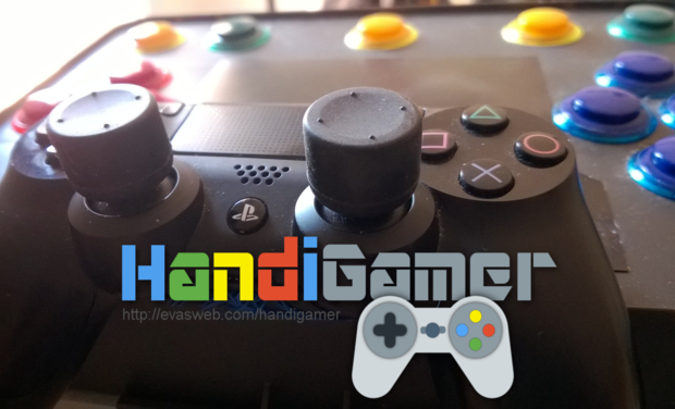 Project visual HandiGamer : accessibilité des jeux video