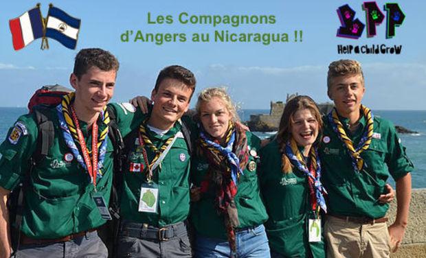 Visuel du projet Les Compagnons Marins d'Angers au Nicaragua !!