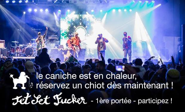 Project visual 1er album du JETSET FUCKER