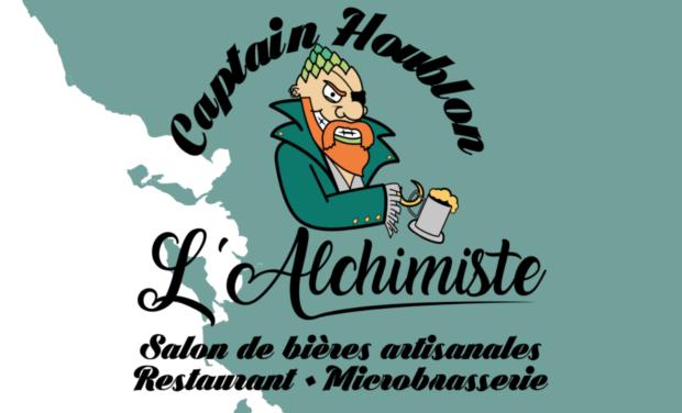 Visueel van project L'Alchimiste - La Microbrasserie collaborative du Captain Houblon