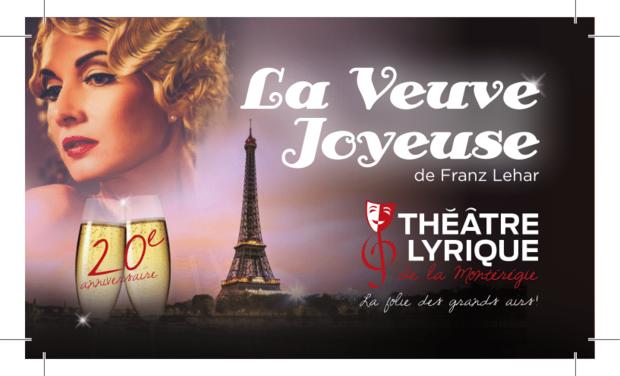 Project visual Soutenez le Théâtre lyrique de la Montérégie , une troupe animée d'une passion hors du commun !