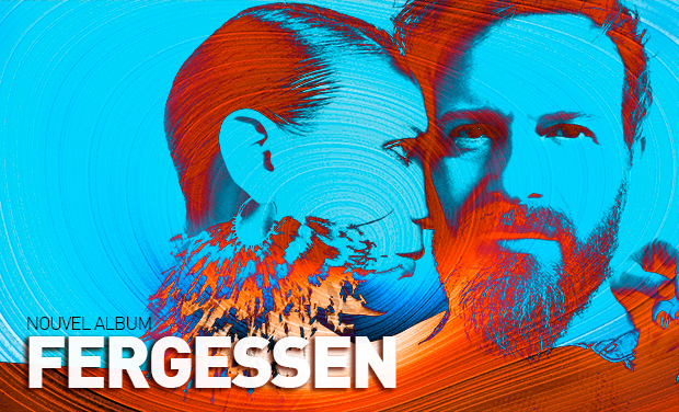 Visueel van project FERGESSEN – 3e album – « L'ETE »