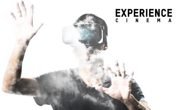 Visuel du projet EXPERIENCE CINEMA VR