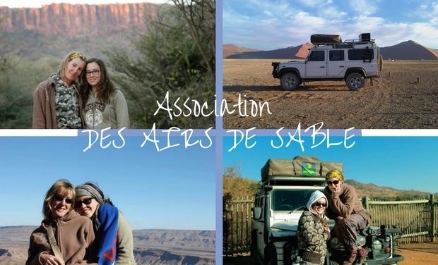 Visuel du projet Participation au Rallye des Gazelles