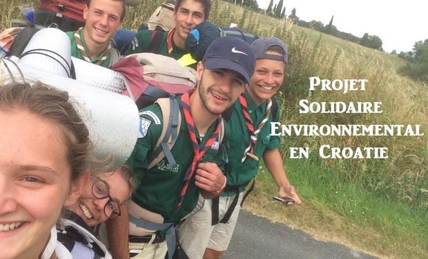 Visueel van project Projet solidaire scout en Croatie