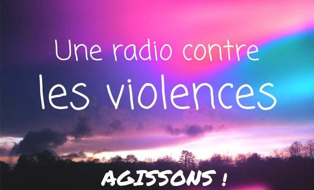 Project visual Une radio contre les violences
