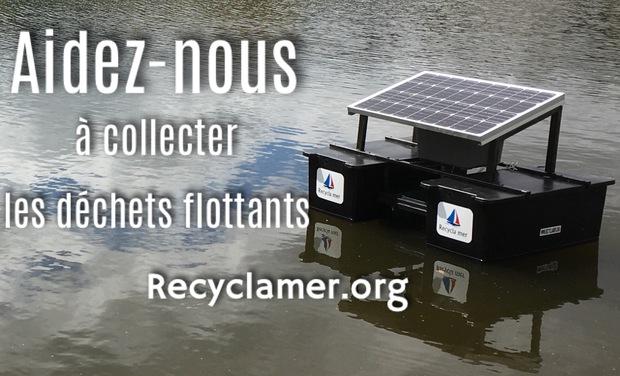 Visuel du projet Recyclamer