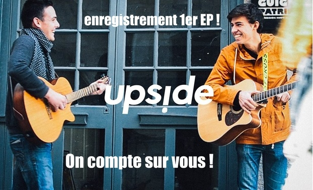 Project visual UPSIDE : 1er EP !