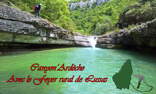 Project visual Canyon'Ardèche