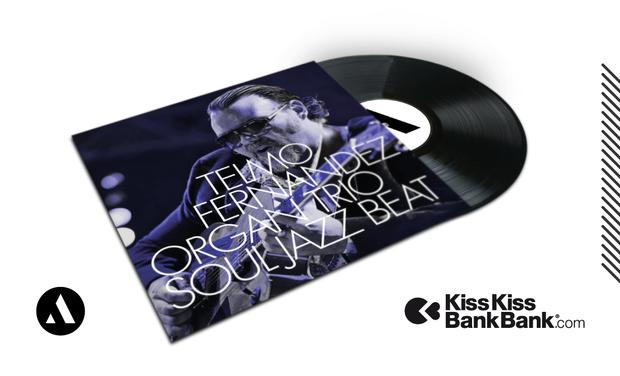 Visuel du projet SOUL JAZZ BEAT LP — TELMO FERNANDEZ ORGAN TRIO