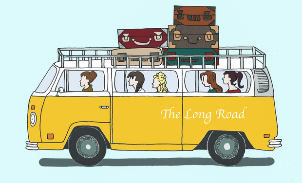 Visuel du projet The Long Road