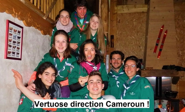 Visueel van project Projet compagnon (SGDF) : Vertuose direction Cameroun !