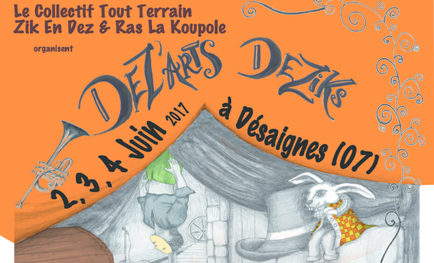Visuel du projet DEZ'ARTS DEZIKS