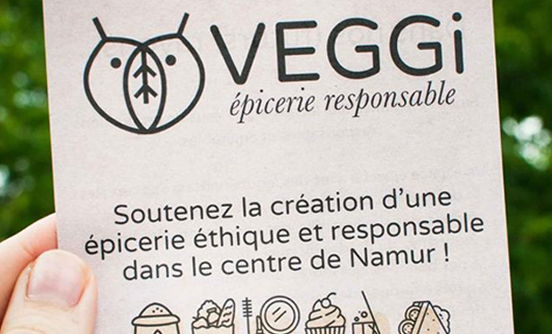 Visuel du projet Epicerie responsable à Namur