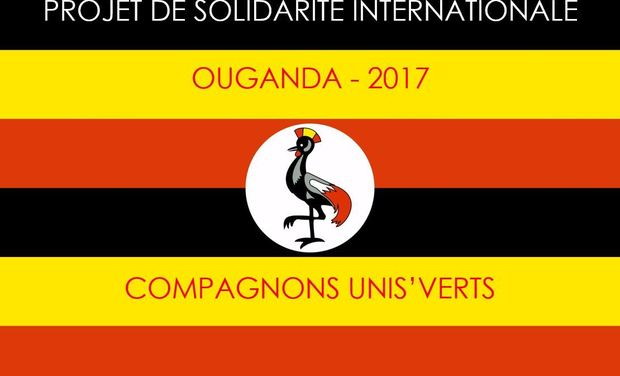 Project visual Univers Ougandais pour les Unis'Verts !