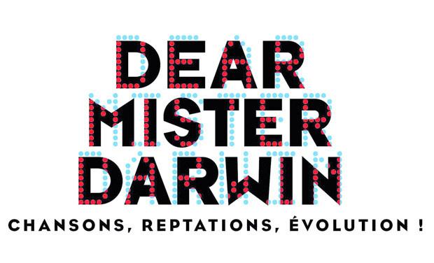 Visuel du projet Dear Mister Darwin - Chansons, reptations, évolution!