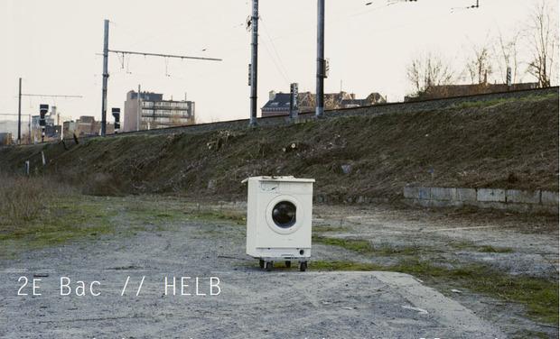 Visueel van project Exposition collective 2è bachelier - HELB