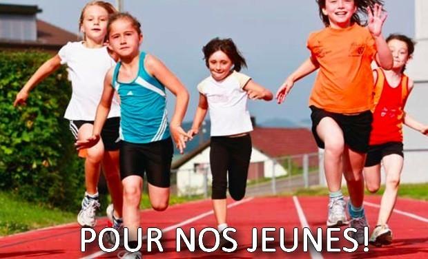 Visuel du projet Athletic Club d'Amneville : Pour nos jeunes!