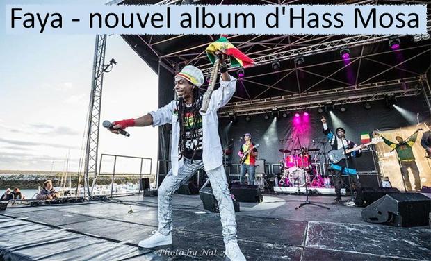 Project visual Faya - nouvel album d'Hass Mosa