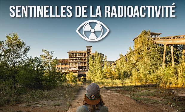 Visueel van project Réseau Sievert - Sentinelles de la Radioactivité