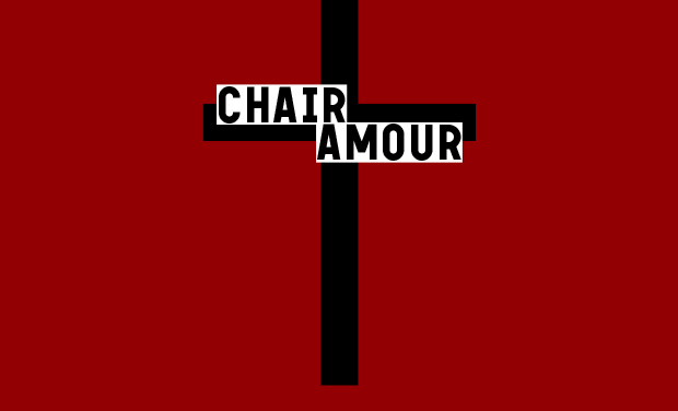 Project visual Chair Amour