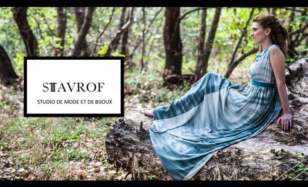 Visuel du projet STAVROF - Studio de mode et de bijoux