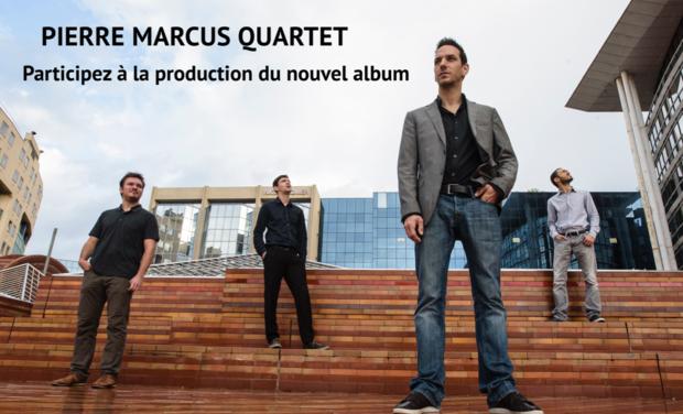 Visuel du projet Pierre Marcus - Nouvel album