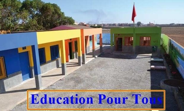 Visuel du projet Education pour tous