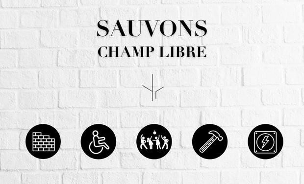 Visuel du projet SAUVONS CHAMP LIBRE !
