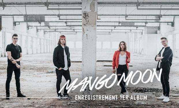 Visuel du projet Participez à l'enregistrement du 1er Album de MANGO MOON