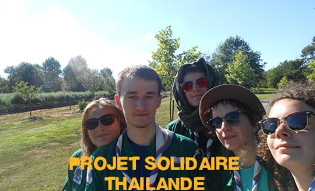 Visuel du projet Projet Solidaire Thaïlande