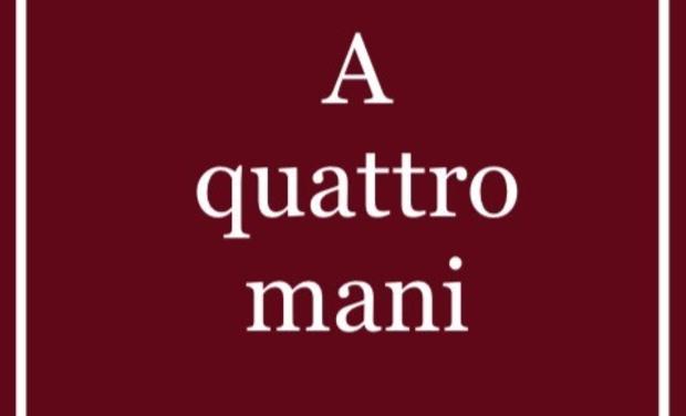 """Project visual """"A quattro mani"""""""
