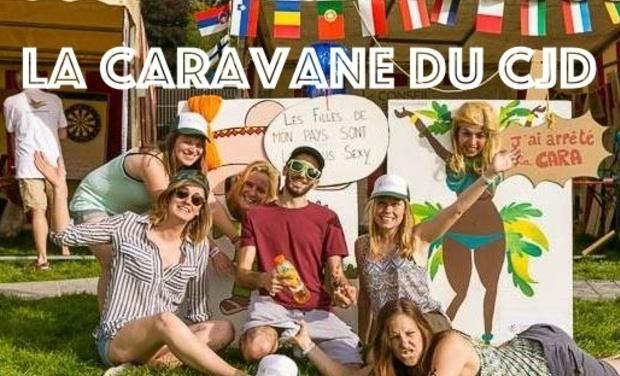 Visuel du projet La Caravane du CJD