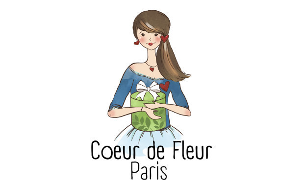 Visuel du projet Coeur de Fleur Box