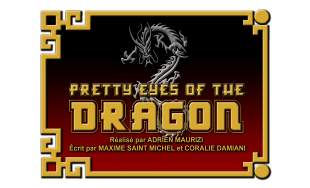 Project visual PRETTY EYES OF THE DRAGON