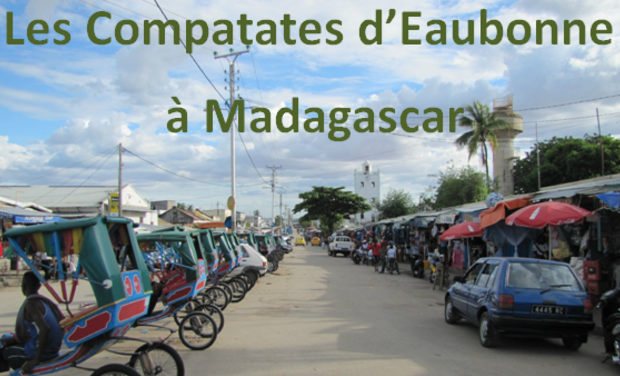 Visueel van project Les Compatates à Madagascar