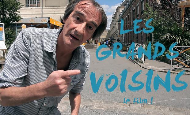 Visuel du projet LES GRANDS VOISINS - le film !