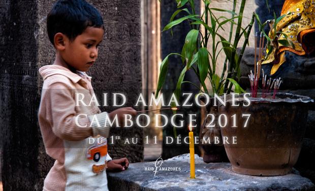 Project visual Les Yse'Breizh au RAID AMAZONES  L'Arbre vert 2017 pour soutenir L'Autisme