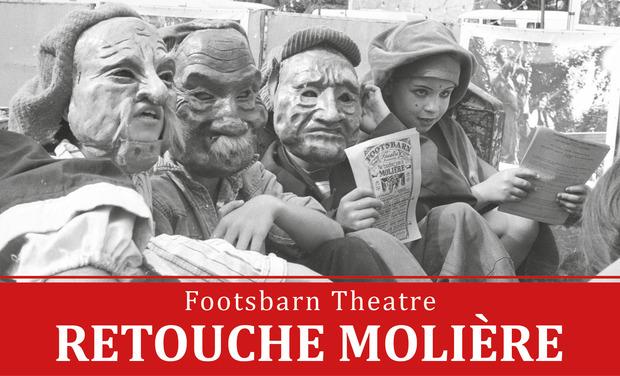Visuel du projet Retouche Molière (Théâtre)