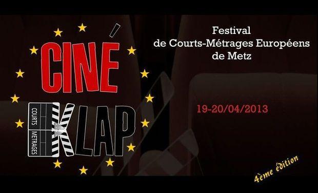 Visuel du projet Festival Européen Ciné Klap 4e édition