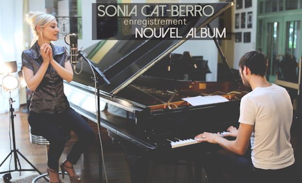 Visuel du projet Sonia Cat-Berro Nouvel Album