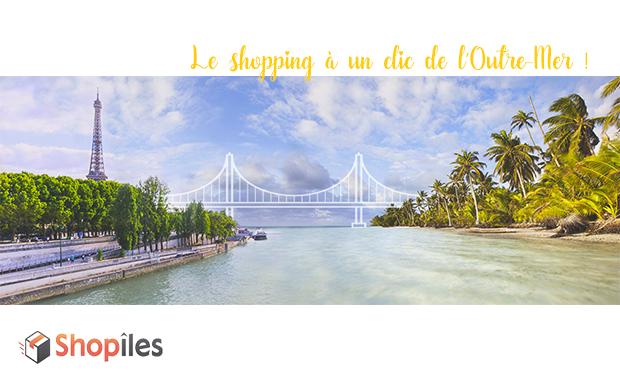 Visuel du projet Le shopping à un clic de l'outre-mer