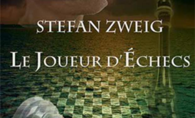 Project visual LE JOUEUR D'ECHECS  - Stefan Zweig