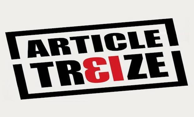 Visuel du projet Le mouvement Emmäus derrière Article 13!