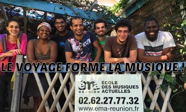 Visuel du projet Le voyage forme la musique!