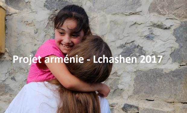 Visuel du projet Mission brosse à dent en Arménie