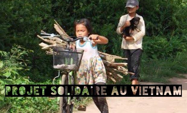 Visuel du projet Projet solidaire au Vietnam