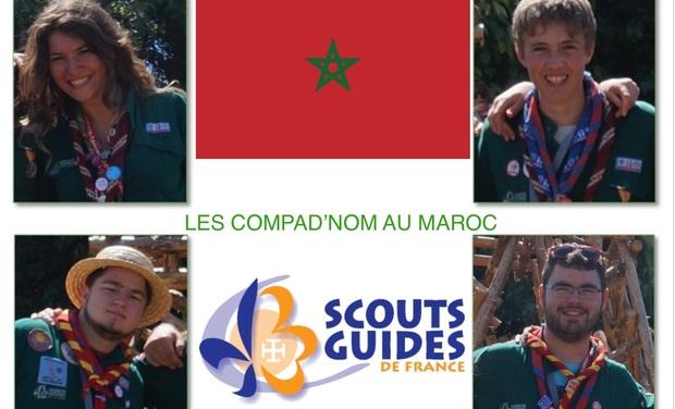 Visueel van project Les compad'nom au Maroc