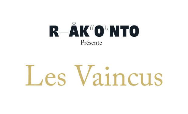 Visuel du projet Les vaincus