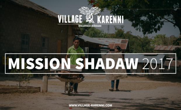 Visuel du projet Village Karenni - Mission Shadaw